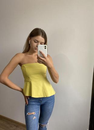 Топ топик корсет блуза сорочка нарядно
