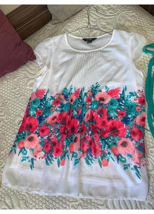 Блуза  рубашка футболка блузка