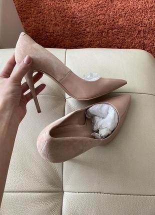 Нові туфлі лодочки aldo