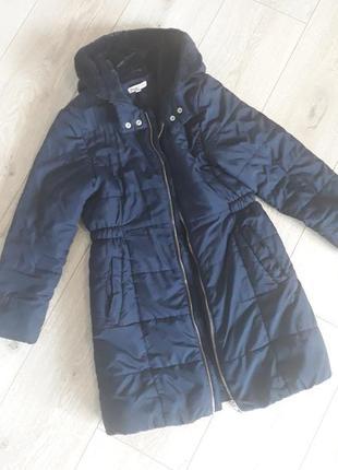 Демисизонная курточка на девочку 9-10 лет