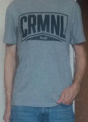 Новая футболка  cropp desing unit.