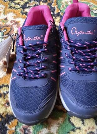Німецьке брендові трекінгові кросівки kaufland oyanda ,жіночі(женские треккинг кроссовки)