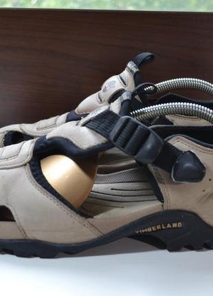 Timberland 45р сандалии туфли летние, кроссовки кожаные.