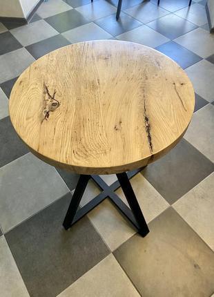 Жулнальный дубовый стол