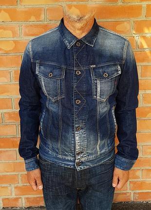 Replay джинсовая куртка оригинал (l)