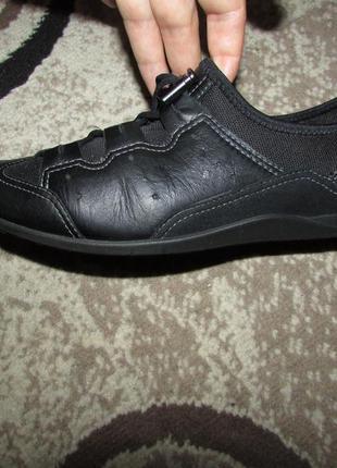 Ecco кросівки 25.5 см устілка