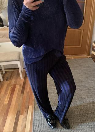 Numph плиссированные брюки