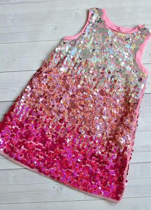 Нарядное платье нм 5-6 лет