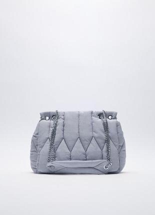 Модная крутая сумка зара zara