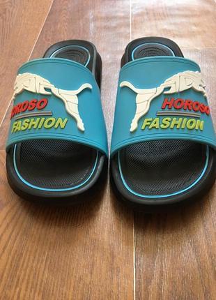 Мужские сандали тапки