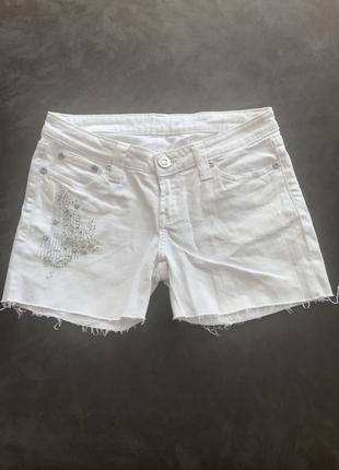 Белоснежные брендовых шорты