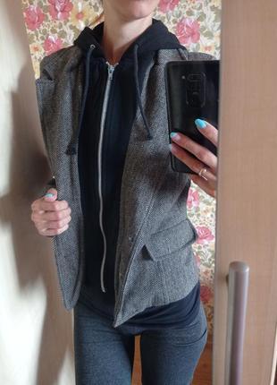 Пиджак-куртка косуха