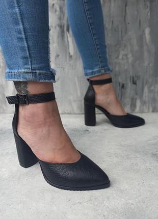 Босоножки на каблуке натуральная кожа замша