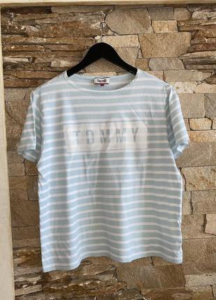 Футболка tommy hilfiger, футболка