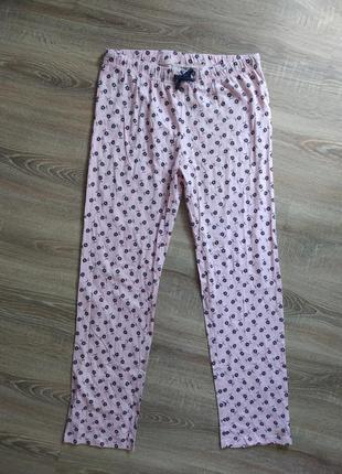 Трикотажные штанишки для дома пижамные штаны 9th avenue