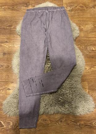 Шикарные лосины штаны luukaa