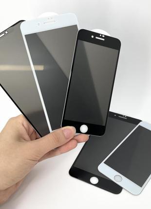 Матовое стекло антишпион iphone 7 8 se 2020 айфон1 фото