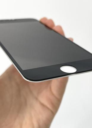 Матовое стекло антишпион iphone 7 8 se 2020 айфон4 фото