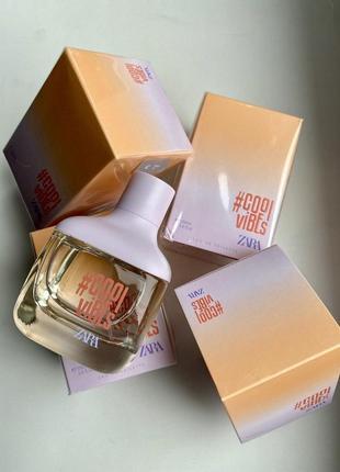 Zara #cool vibes 100 ml оригінал іспанія
