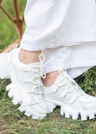 Шкіряні ніжні кросовки кросівки кожаные кроссовки