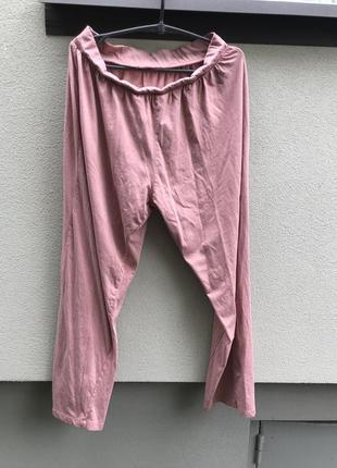 Штаны для дома. пижамные штанишки большой размер