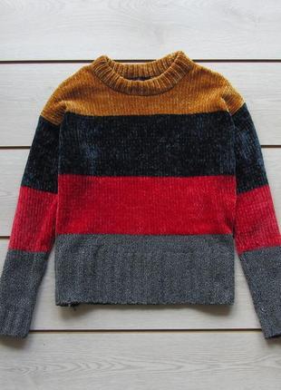 Мягкий свитер в полоску от marks & spencer