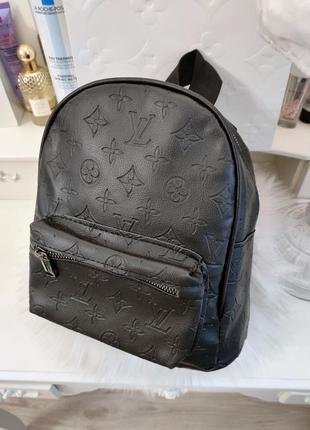 Городской рюкзак с лого луи. распродажа