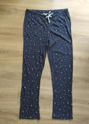 Штаны для дома пижама домашние штанишки хлопок 9th avenue