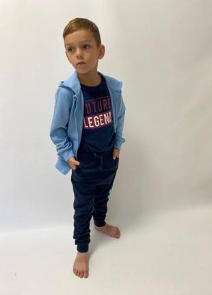 Детские спортивные штаны и кофта