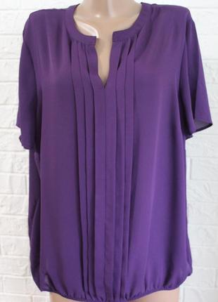 Блузка bonmarche в идеальном состоянии 4xl