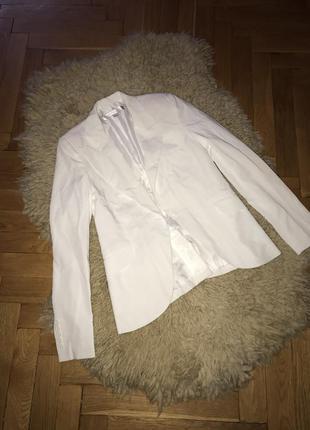 Пиджак блейзер женский,жіночий білий піджак,класичний піджак zara блейзер жіночий