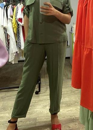 Костюм штаны рубашка 50-54 р