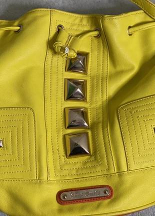 Жёлтая сумка
