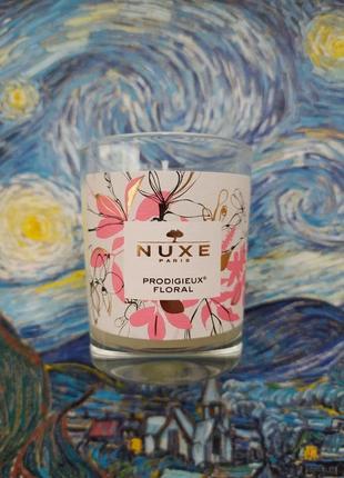 Ароматическая свеча nuxe