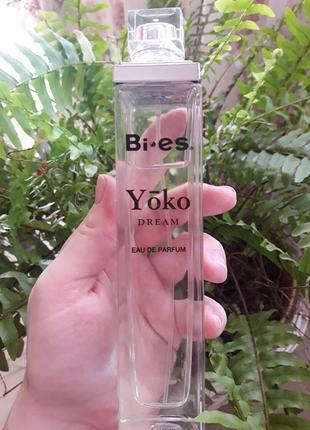 Bies yoko dream парфюмированная вода