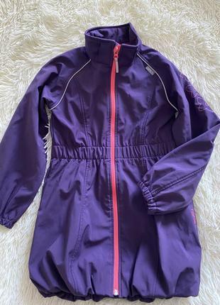 Ветровка куртка дождевик на флисе 💜💜💜
