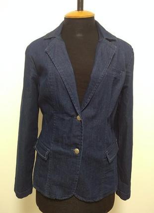 Пиджак джинсовый джинсовая куртка scottage