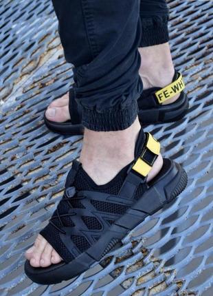 Стильные мужские сандалии босоножки недорого