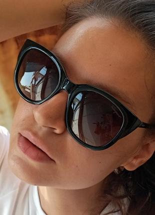 Salvatore ferragamo италия крутые очки антиблик, поляризация, эксклюзивная модель