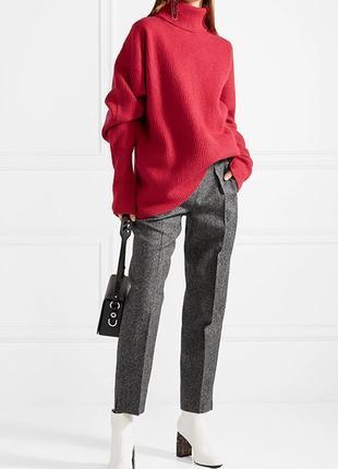 Премиум класс американский бренд брюки-штаны шерсть кашемир