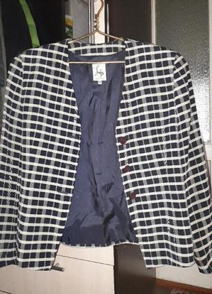 Италия пиджак шелк шелковый