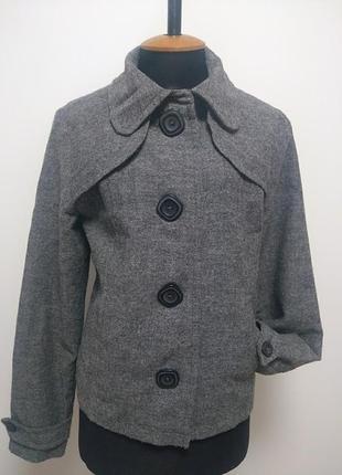 Пиджак куртка пальто шерсть