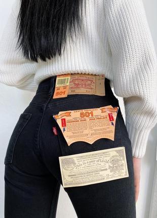 Новые джинсы levis 501 made in uk винтаж винтажные оригинал