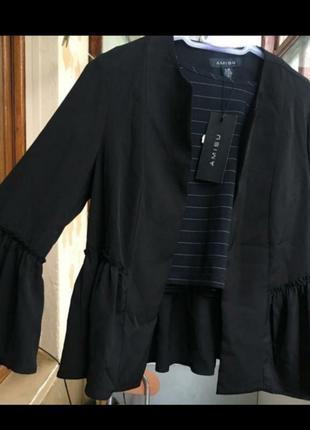 Классический пиджак жакет кофта блузка