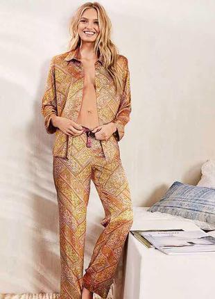 Легкая как шелк пижама от victoria'ssecret