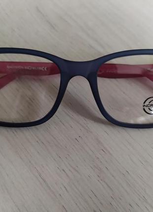 Стильная брендовая легкая оправа, очки окуляри incredible/италия