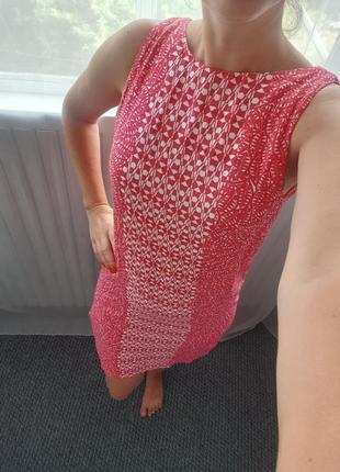 Яркое и лёгкое платье