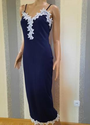 Платье в бельевом стиле1 фото