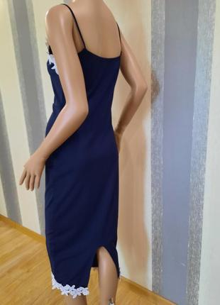 Платье в бельевом стиле4 фото