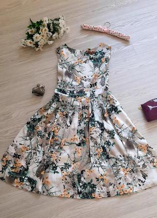 Сукня натуральна 🌸🌸🌸 платье чудесное